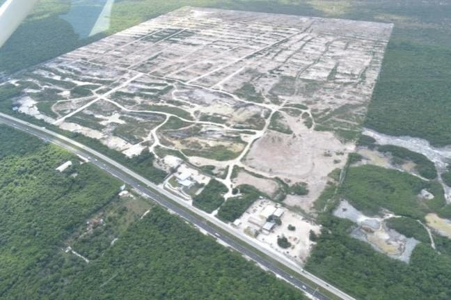 The Chinese Dragon Mart Development Threatening the Puerto Morelos Reef System