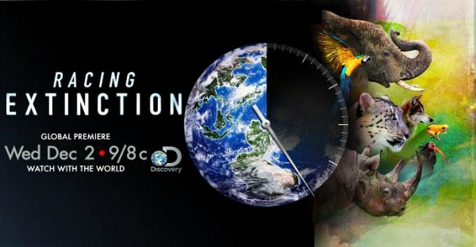Racing Extinction World Premiere December 2