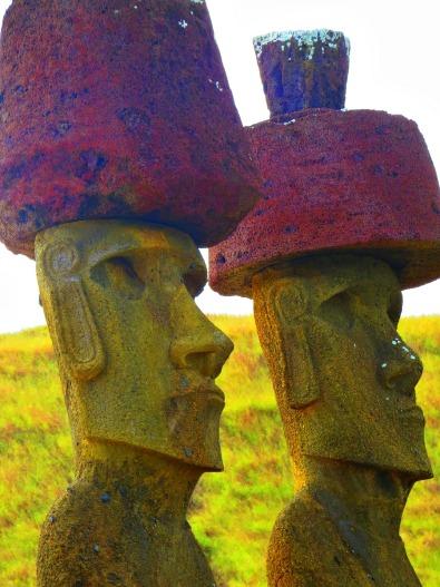 Rapa Nui National Park Easter Island