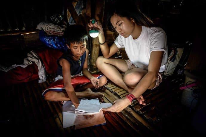 Responsible Travel: Light up Nepal