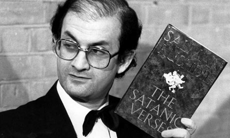 Salman Rushdie, The Satanic Verses