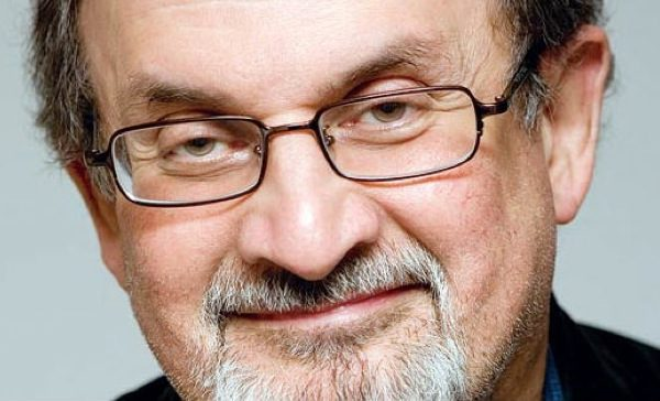Salman Rushdie, Author of The Satanic Verses and Midnight's Children