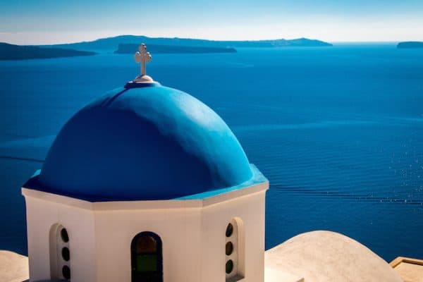 PHOTO GALLERY: 20 Gorgeous Santorini Greece Pictures