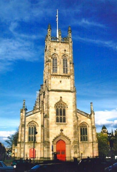 St. John's Church in Edinburgh