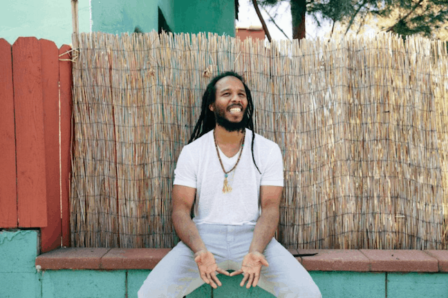 Ziggy Marley Interview 2014