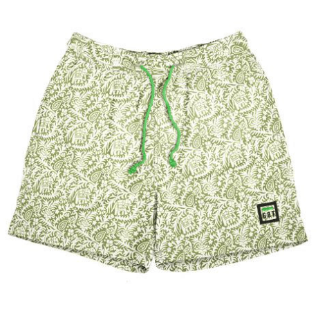Tarifa & Company Mid-Length Board Shorts