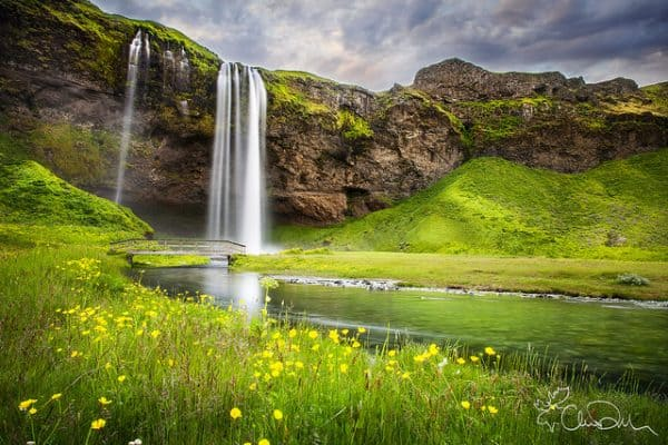 ICELAND: 10 Incredible Iceland Waterfalls