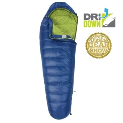 Sleeping Bag Sierra Designs DriDown Zissou 12
