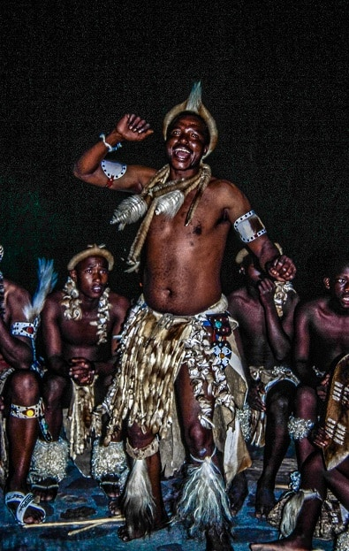 Simunye Zulu Village Chief