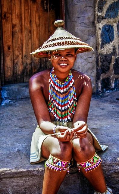 Simunye Zulu Lodge Girl
