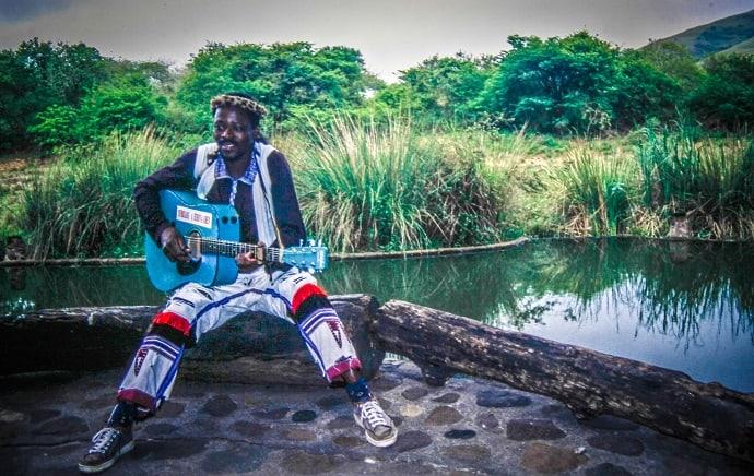 Simunye Zulu Lodge Musician Malsothosotho