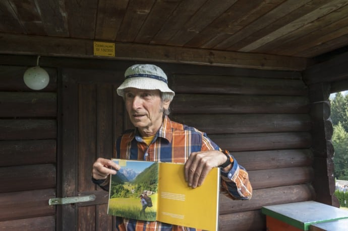 Organic Beekeeping in Jezersko Valley, Slovenia