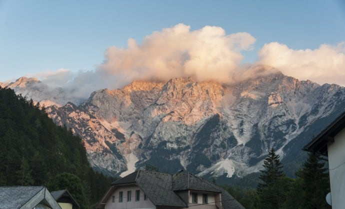 Jezersko Valley, Slovenia