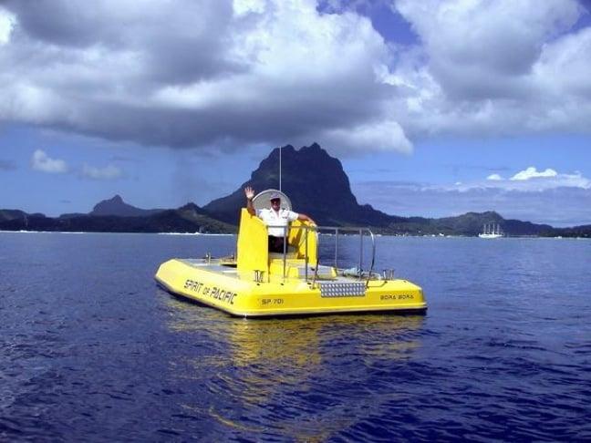 Bora Bora Submarine