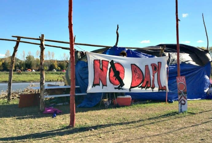 Standing Rock Sioux Tribe No DAPL