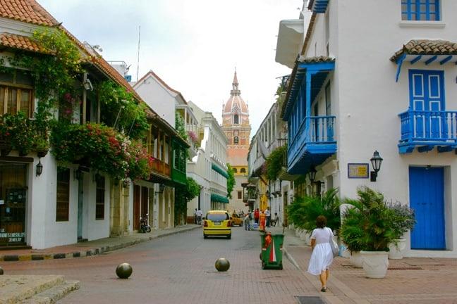 Arquitectura colonial de Cartagena, Colombia