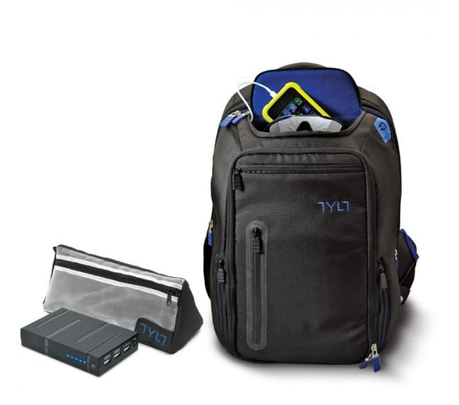 Best Gifts for Travelers TYLT ENERGI+ BACKPACK