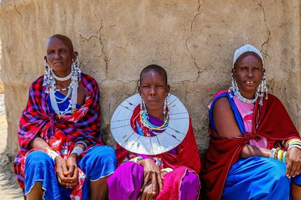 Embracing the Culture of the Maasai People in Tanzania