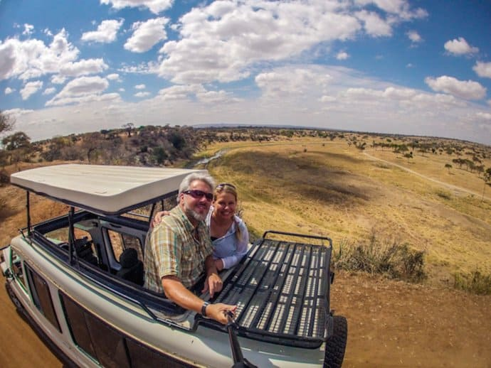 Green Global Travel Safari in Tarangire National Park