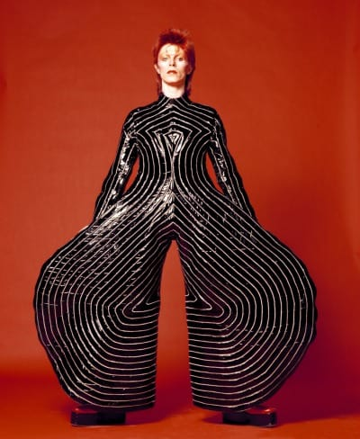 The Creative Life of Glam Bowie 1972-1974 The man who changed the world by Time Out London