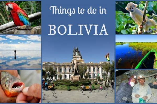 Top 7 Things to Do in Bolivia: A Visitor's Guide