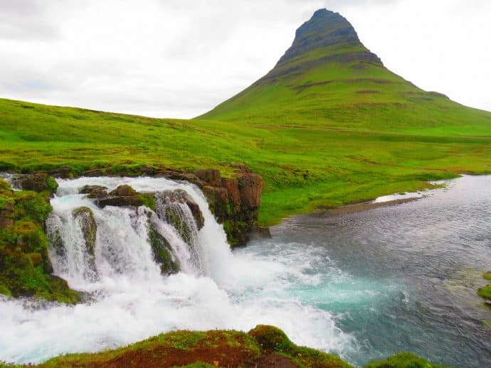 Best Mountains in the World: Kirkjufell, Iceland