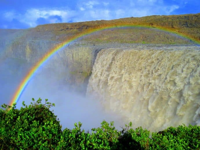 Things to do in Iceland - See Waterfalls
