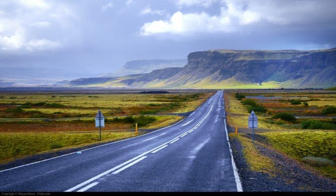 Things to do in Iceland- Self Drive the Ring Road.