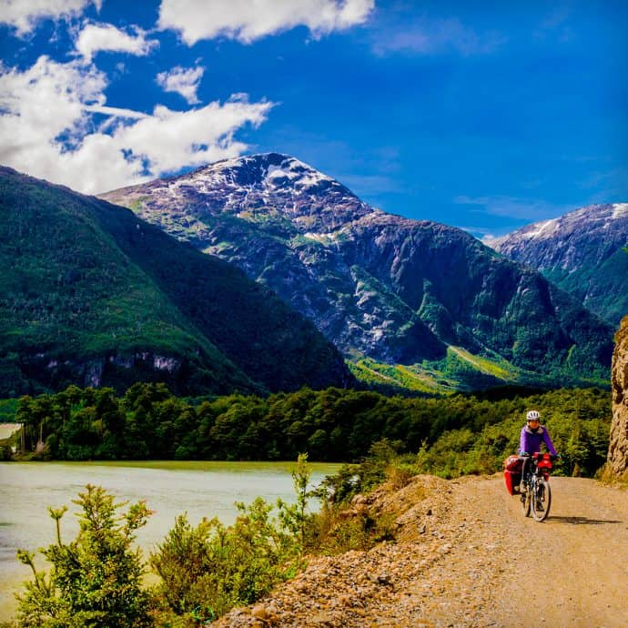 Things to do in Patagonia South America- Bike