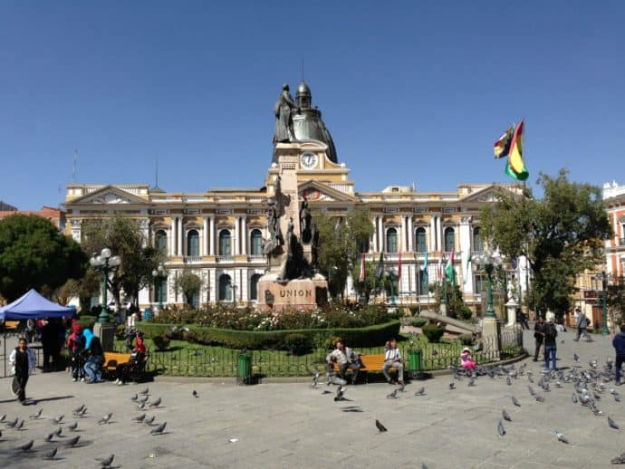 Things to do in Bolivia: A Walking Tour of La Paz