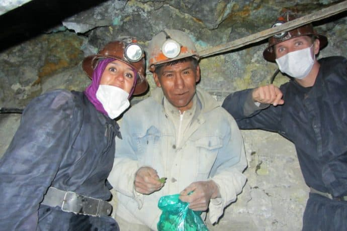 Things to do in Bolivia: Potosi Mines