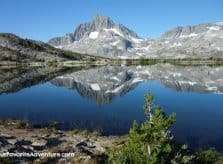 John Muir Trail -Thousand Island Lakes
