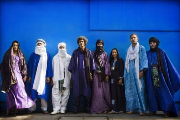 INTERVIEW: Tinariwen, Mali's Tuareg Blues Legends