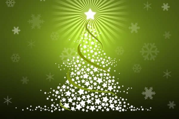 GO GREEN TIP #81: Top 5 Tips For A Green Christmas