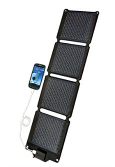 Travel Essentials: EnerPlex Kickr IV Portable Solar Charger