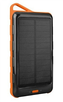Travel Essentials: Tough Tested Solar 15 Powered Battery Pack
