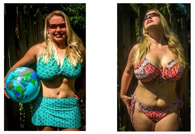 Travel Fashion - Bare Necessities Swimsuits for large cup sizes