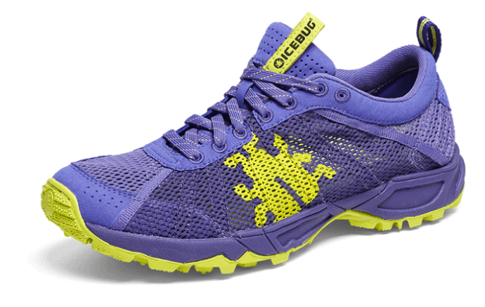 Travel Fashion - Icebug Mist Running Water Shoes