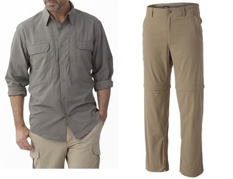 Travel Fashion - Royal Robbins