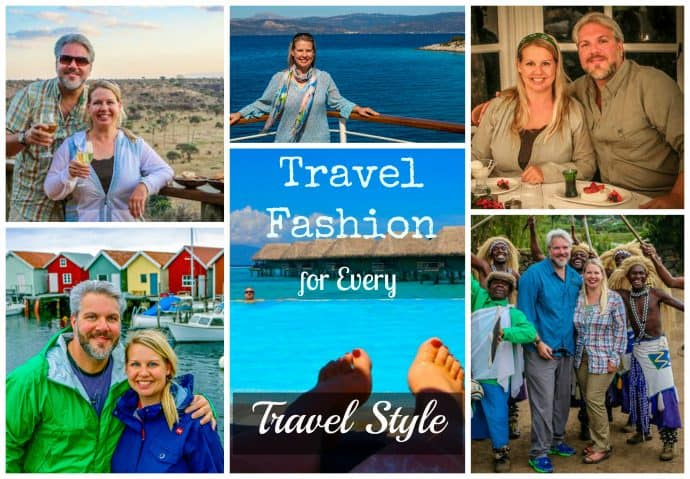 Travel Fashion for Every Travel Style