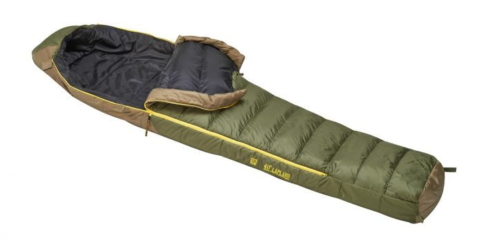 Travel Essentials: Slumberjack Lapland 40 Sleeping Bag