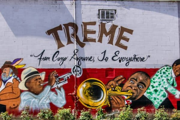 Treme, New Orleans (How Congo Square Was The Birthplace of American Culture)