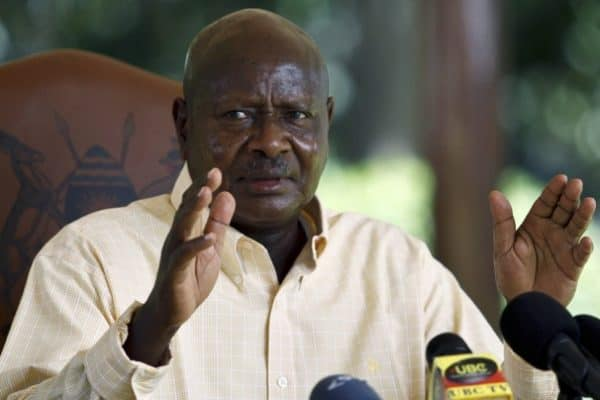 BREAKING NEWS: Uganda President Issues Statement on Stop Kony Campaign