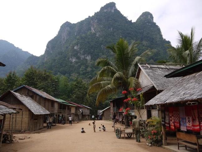 Muang Ngoi Laos