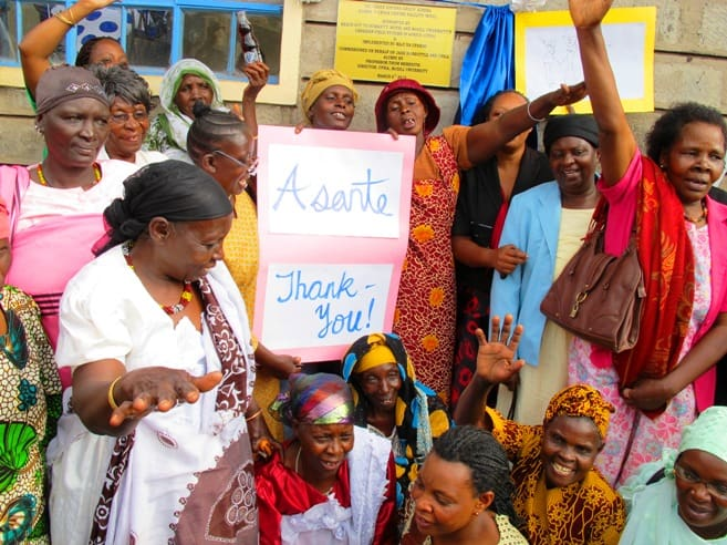 Vision Sisters fight gender based violence in Tanzania