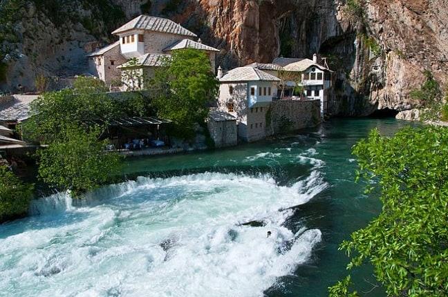 Vrelo Buna, Bosnia and Herzegovina