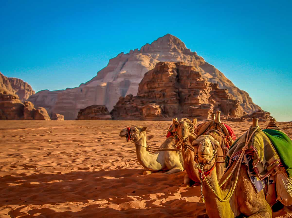 Travel to Jordan: Wadi Rum Desert