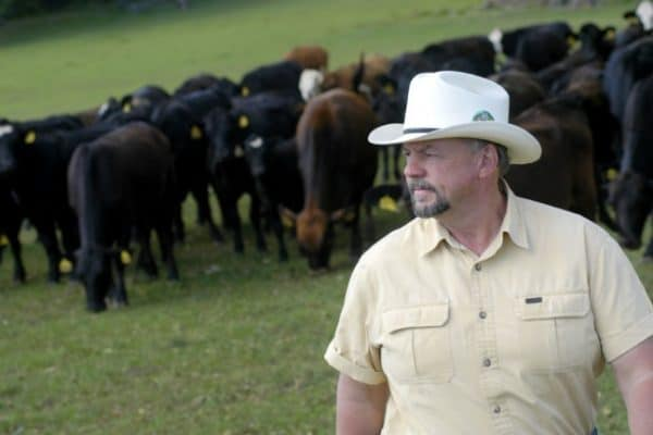 Will Harris of White Oak Pastures