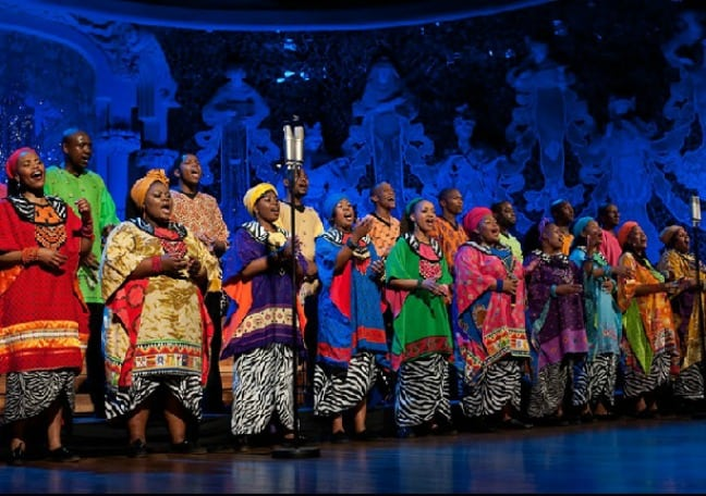Soweto Gospel Choir in Concert