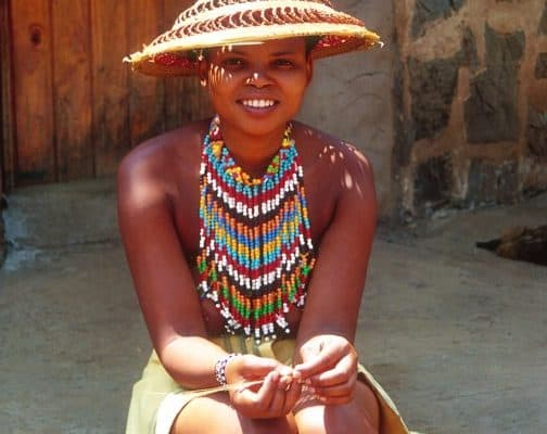 PIC OF THE DAY: Young Woman in KwaZulu Natal, South Africa